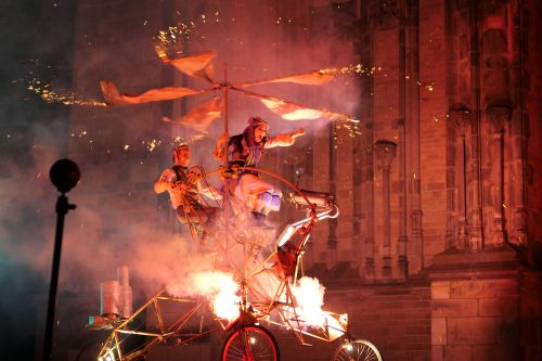 deventer op stelten 2019 | theaterfestival | deventer